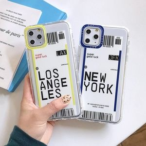 NEW iPhone 11/Pro/Max/XR/7+/8+ Travel case